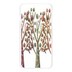 Magical autumn trees Apple Seamless iPhone 6 Plus/6S Plus Case (Transparent)