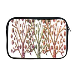 Magical autumn trees Apple MacBook Pro 17  Zipper Case