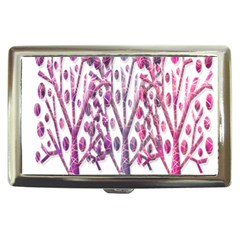 Magical pink trees Cigarette Money Cases