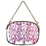 Magical pink trees Chain Purses (One Side)  Front