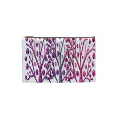 Magical pink trees Cosmetic Bag (Small)