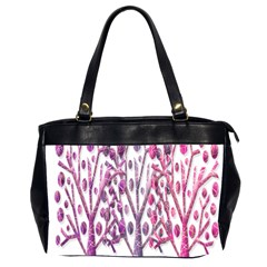 Magical pink trees Office Handbags (2 Sides)