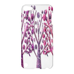 Magical pink trees Apple iPod Touch 5 Hardshell Case