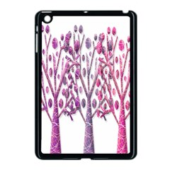 Magical pink trees Apple iPad Mini Case (Black)