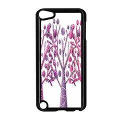 Magical pink trees Apple iPod Touch 5 Case (Black)