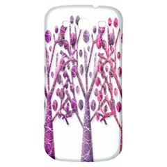 Magical pink trees Samsung Galaxy S3 S III Classic Hardshell Back Case