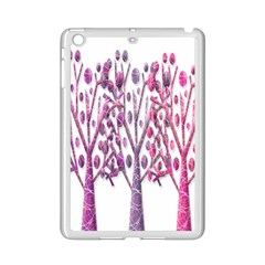 Magical pink trees iPad Mini 2 Enamel Coated Cases