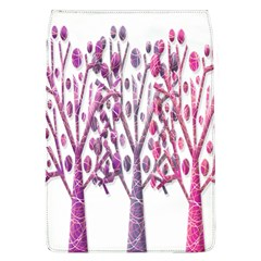 Magical pink trees Flap Covers (L)