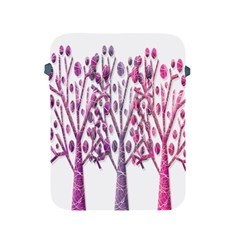 Magical pink trees Apple iPad 2/3/4 Protective Soft Cases