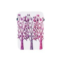 Magical pink trees Apple iPad Mini Protective Soft Cases