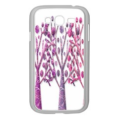 Magical pink trees Samsung Galaxy Grand DUOS I9082 Case (White)