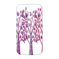 Magical pink trees Samsung Galaxy S4 I9500/I9505  Hardshell Back Case