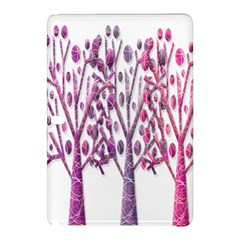 Magical pink trees Samsung Galaxy Tab Pro 12.2 Hardshell Case
