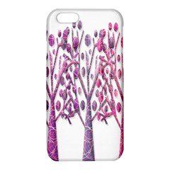Magical pink trees iPhone 6/6S TPU Case