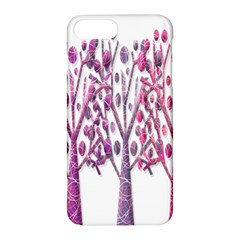 Magical pink trees Apple iPhone 7 Plus Hardshell Case