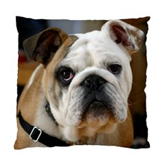 Bulldog Standard Cushion Case (Two Sides)