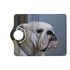 White Bulldog Kindle Fire HD (2013) Flip 360 Case