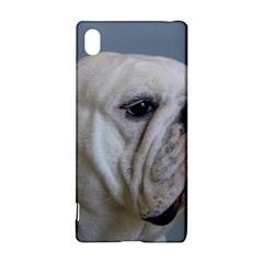 White Bulldog Sony Xperia Z3+