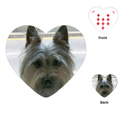 Cairn Terrier Playing Cards (Heart)