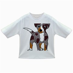 Catahoula Red Cartoon Infant/Toddler T-Shirts