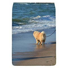 Chow Chow On Beach Flap Covers (S)