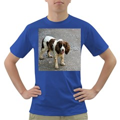 English Springer Spaniel Full Dark T-Shirt