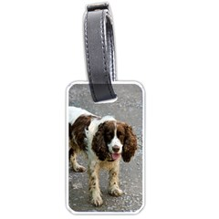 English Springer Spaniel Full Luggage Tags (Two Sides)