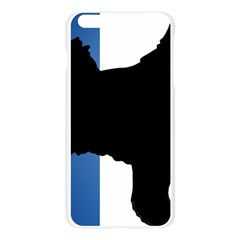 Finnish Lapphund Silo Flag Finland Apple Seamless iPhone 6 Plus/6S Plus Case (Transparent)