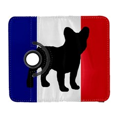 French Bulldog Silo France Flag Galaxy S3 (Flip/Folio)