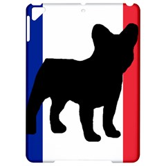French Bulldog Silo France Flag Apple iPad Pro 9.7   Hardshell Case
