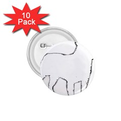 French Bulldog Silo 1.75  Buttons (10 pack)