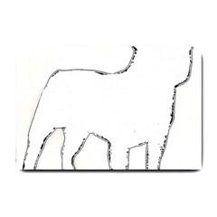 French Bulldog Silo Small Doormat