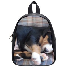 Greater Swiss Mountain Dog Puppy School Bags (Small)