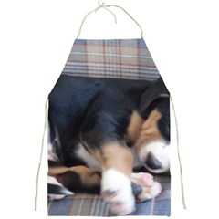 Greater Swiss Mountain Dog Puppy Full Print Aprons