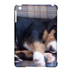 Greater Swiss Mountain Dog Puppy Apple iPad Mini Hardshell Case (Compatible with Smart Cover)