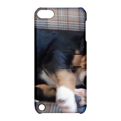 Greater Swiss Mountain Dog Puppy Apple iPod Touch 5 Hardshell Case with Stand