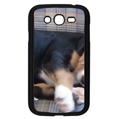 Greater Swiss Mountain Dog Puppy Samsung Galaxy Grand DUOS I9082 Case (Black)