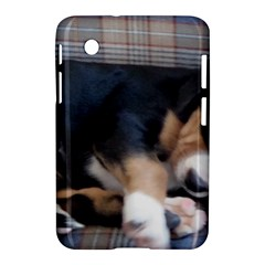Greater Swiss Mountain Dog Puppy Samsung Galaxy Tab 2 (7 ) P3100 Hardshell Case