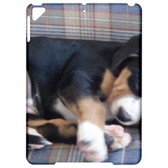 Greater Swiss Mountain Dog Puppy Apple iPad Pro 9.7   Hardshell Case