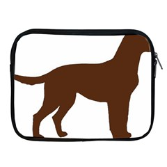 Labrador Retriever Choco Color Silo Apple iPad 2/3/4 Zipper Cases