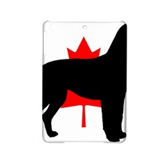 Labrador Retriever Silo Canadian Flag iPad Mini 2 Hardshell Cases