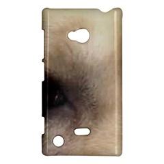 Yellow Labrador Eyes Nokia Lumia 720