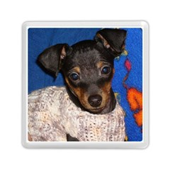 Min Pin In Sweater Memory Card Reader (Square)