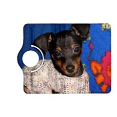 Min Pin In Sweater Kindle Fire HD (2013) Flip 360 Case
