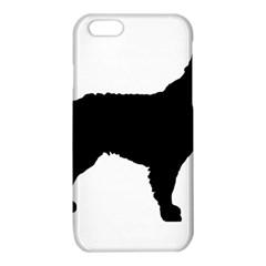 Mudi Fekete Silhouette iPhone 6/6S TPU Case