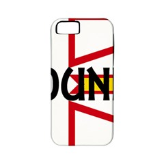 Newfoundland Name Flag Apple iPhone 5 Classic Hardshell Case (PC+Silicone)