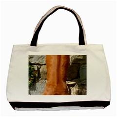 Rhodesian Ridgeback Standing Basic Tote Bag (Two Sides)