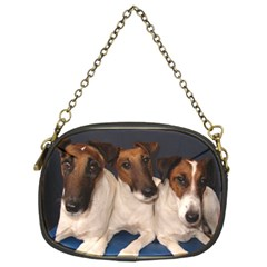 Smooth Fox Terrier Group Chain Purses (Two Sides)