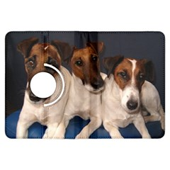 Smooth Fox Terrier Group Kindle Fire HDX Flip 360 Case