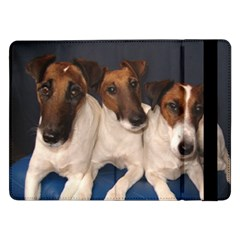 Smooth Fox Terrier Group Samsung Galaxy Tab Pro 12.2  Flip Case